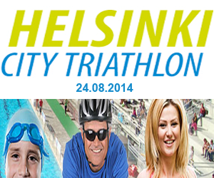 Helsinki City Triathlon