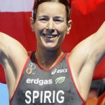 Spirig wins Women's European Title in Athlone