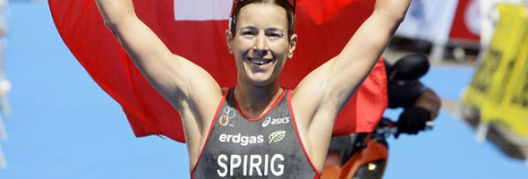 Spirig European Champion