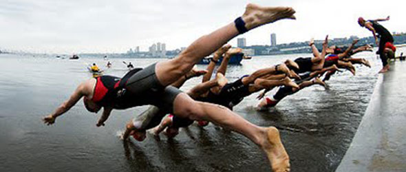 Ironman Triathlon for New York