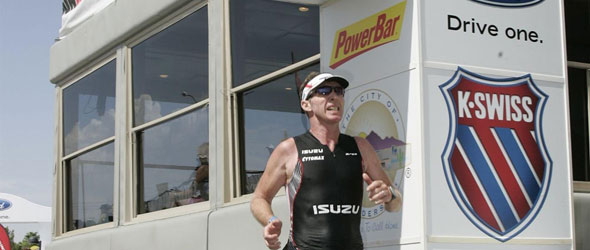 Alec Riddle Ironman 70.3