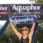 Aquaphor sponsors NYC Triathlon