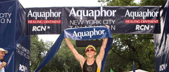 Aquaphor New York City Triathlon