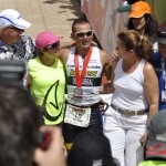 Del Corral, Vesterby take Lanzarote Ironman titles