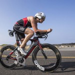 Romero Races Ironman 2012