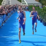 Montoya and Periault on top in Vierzon