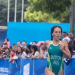 Brittany Dutton is Youth Olympic Champion