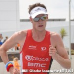 Clarke on Top in Lanzarote