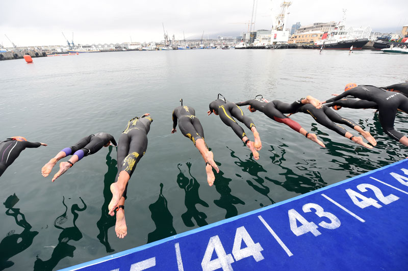 Cape Town World Triathlon Series
