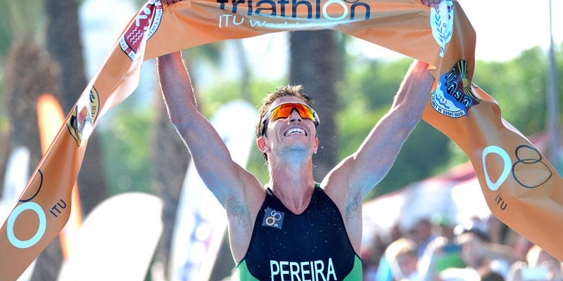 Joao Pereira top in Alanya ITU