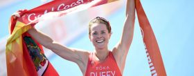 Flora Duffy claims Commonwealth Gold