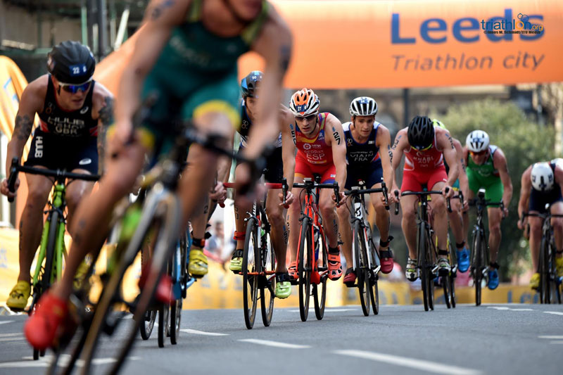 leeds - world triathlon 2018