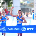 Mallozzi wins Junior title in Lausanne